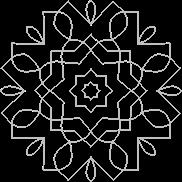 The Mandala - symbol of Geek Robocook Automatic Elecric Pressure Cooker