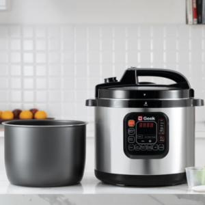 8 Litre Non-stick Electric Pressure Cooker