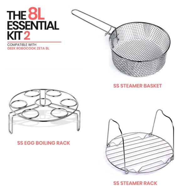 accessories for 8L electric pressure cooker