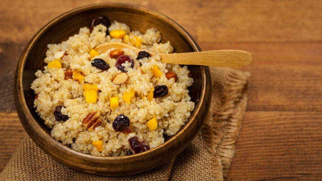 Quinoa Sprouts Kitchadi