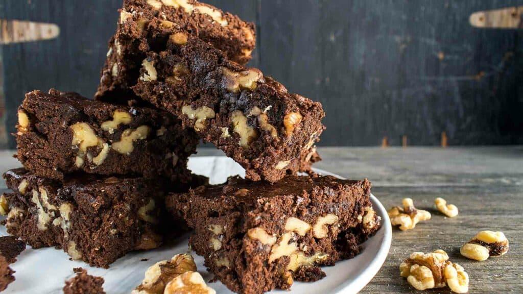 Walnut Brownies