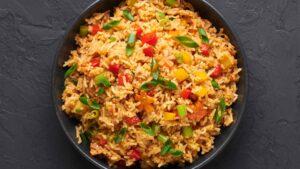 Kabsa Rice