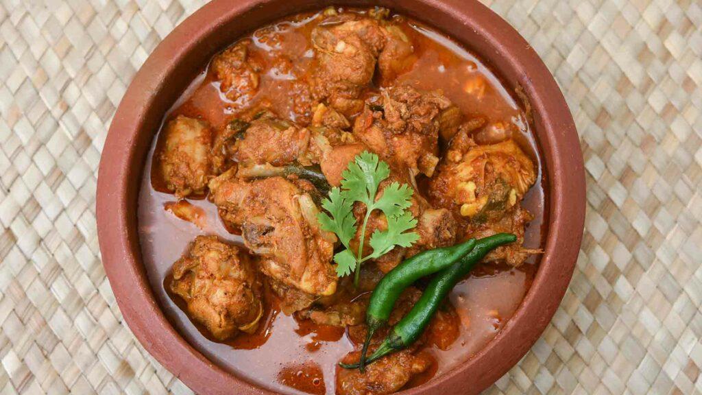 Chicken Dopiaza Masala