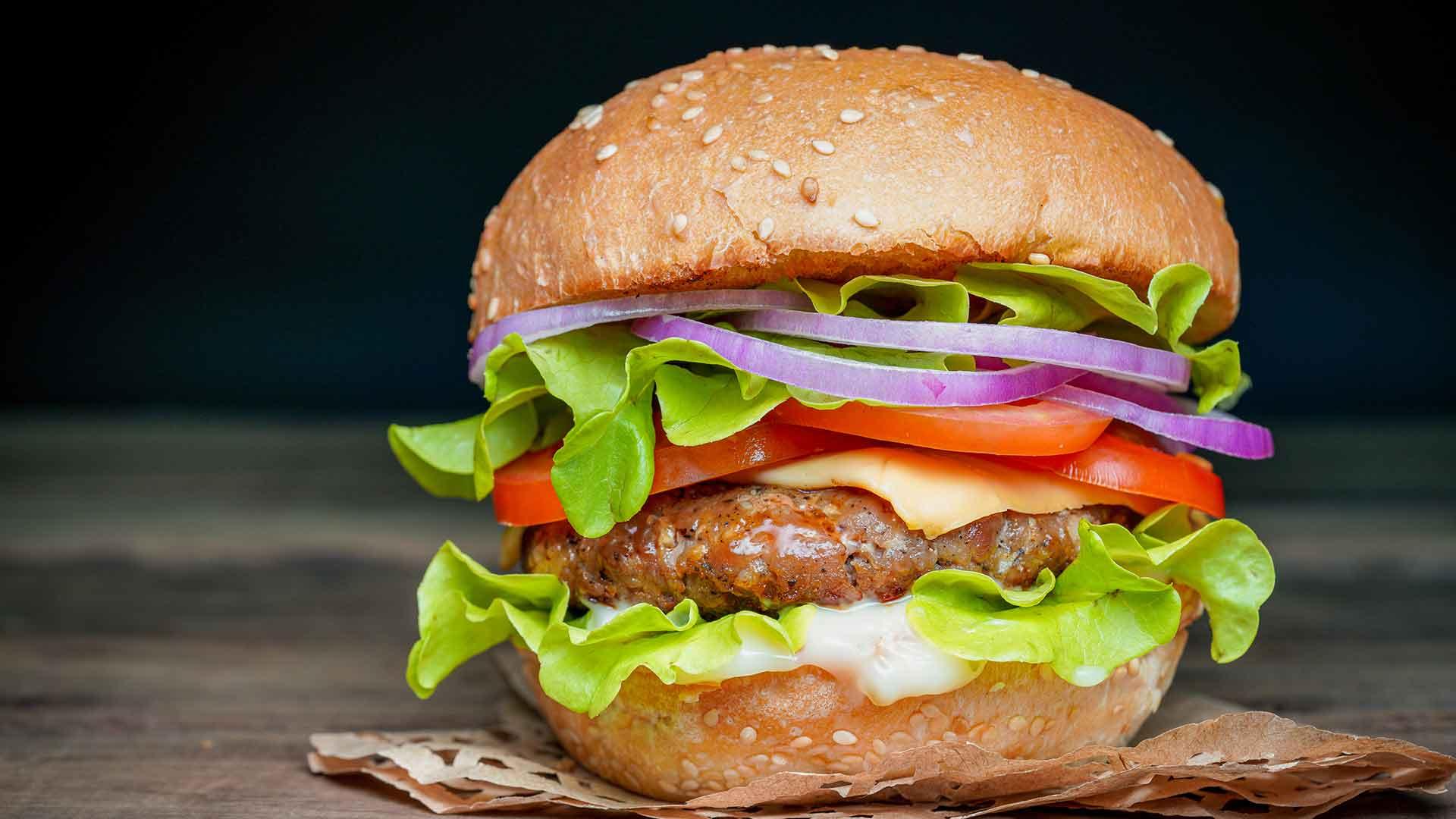 Tawa Burger