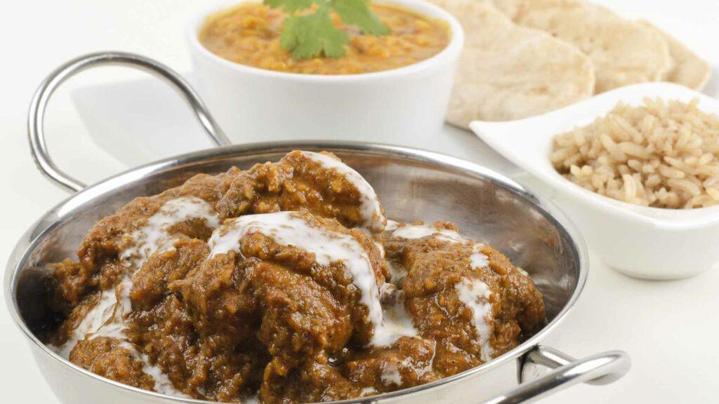 Goan Special Chicken Xacuti