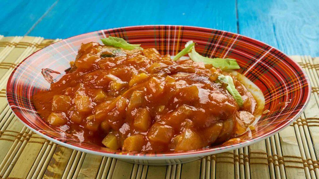 Murgh Shahi Chicken Curry