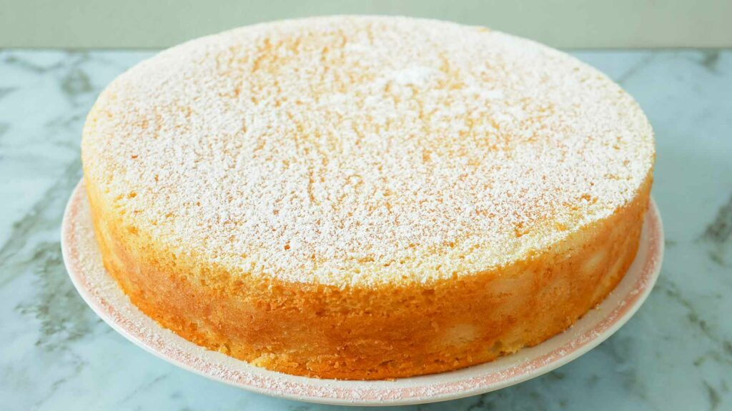 Wheat Jaggery Rasmalai Cake