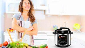 Multipurpose Electric Pressure Cooker