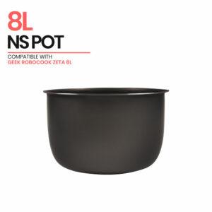 Geek Robocook 8L Non Stick (NS) Pot - Spare Part