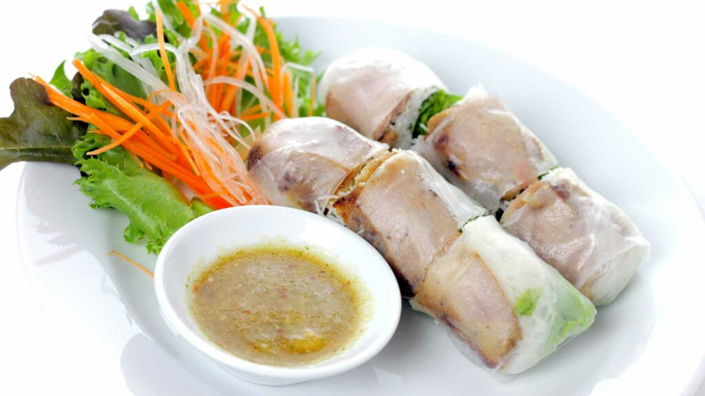 Asian Style Paper Wrapped Chicken