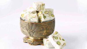 Iranian thahini sweet