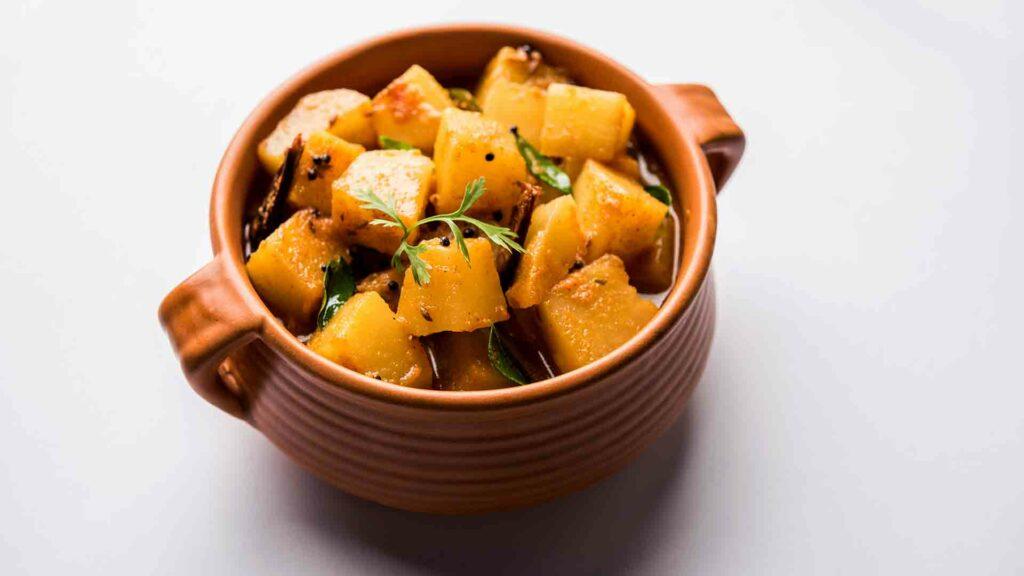 Pappaya curry