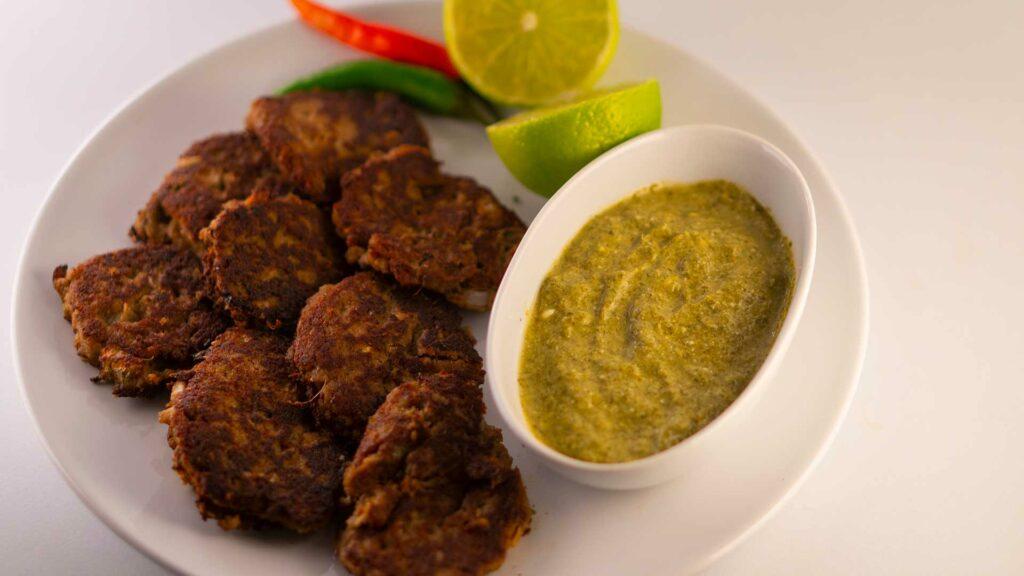 Punjabi Dal Kebab