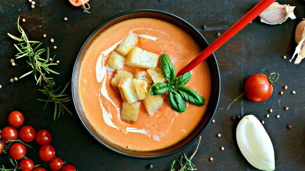 Spanish Garlic Soup