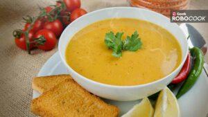 Arabic lentil soup