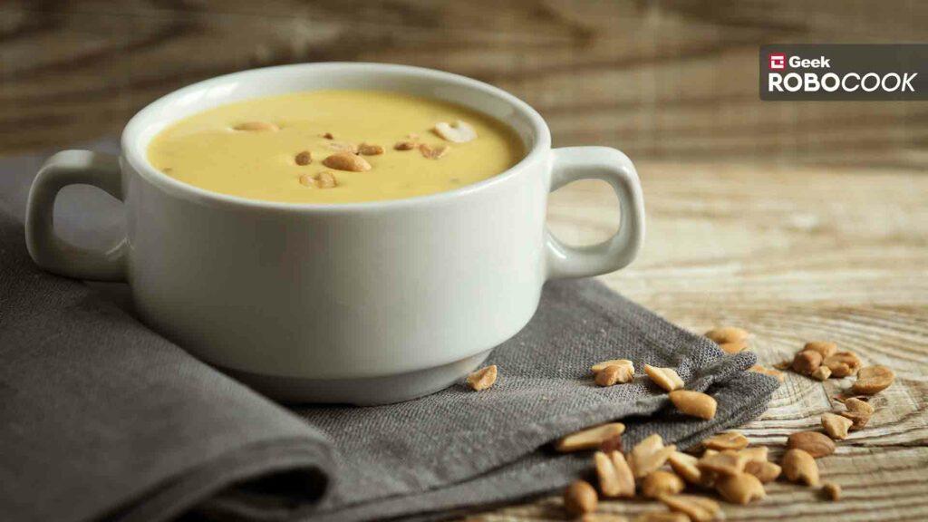 Coco peanut soup