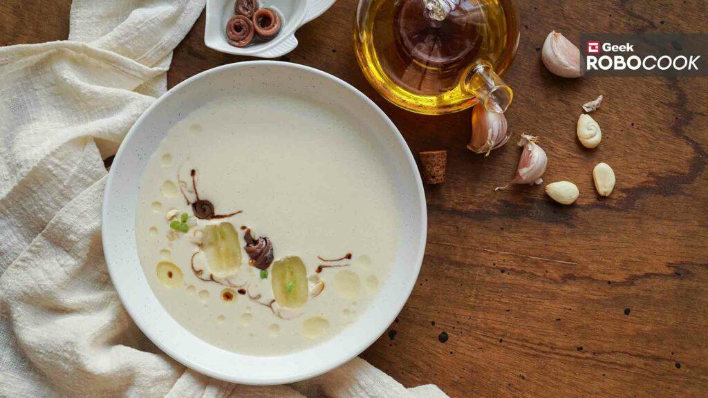 Ginger Garlic Soup