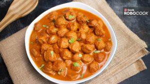 Kolhapuri Soya Curry