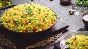 Labanese saffron rice