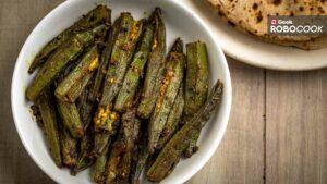 Pepper bhindi