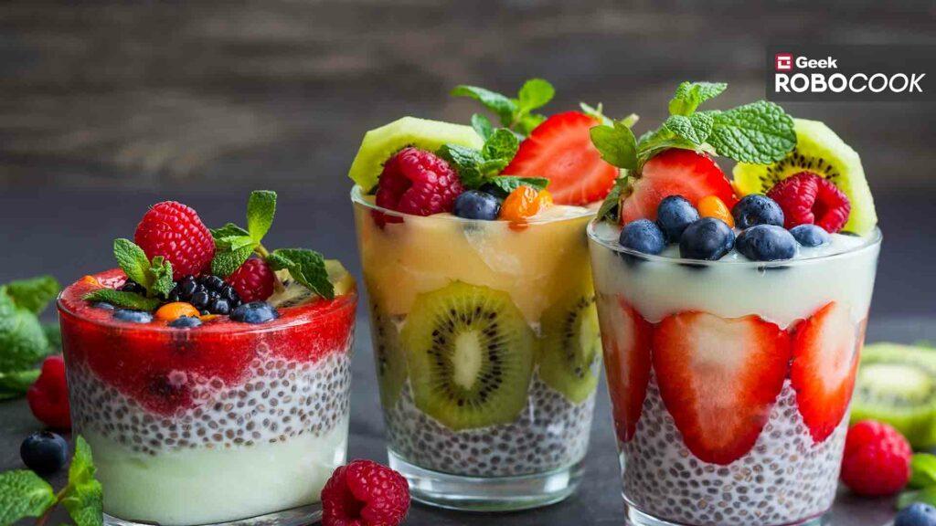 Sago Fruit Dessert