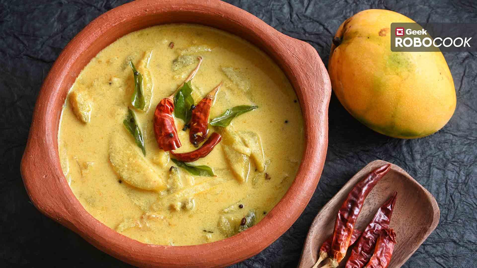 Srilankan mango curry