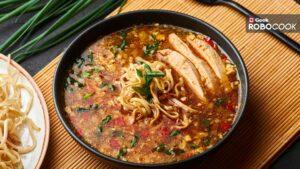 Veg Talumein Soup