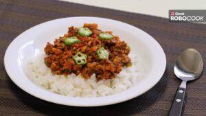 Vegetable Keema Masala