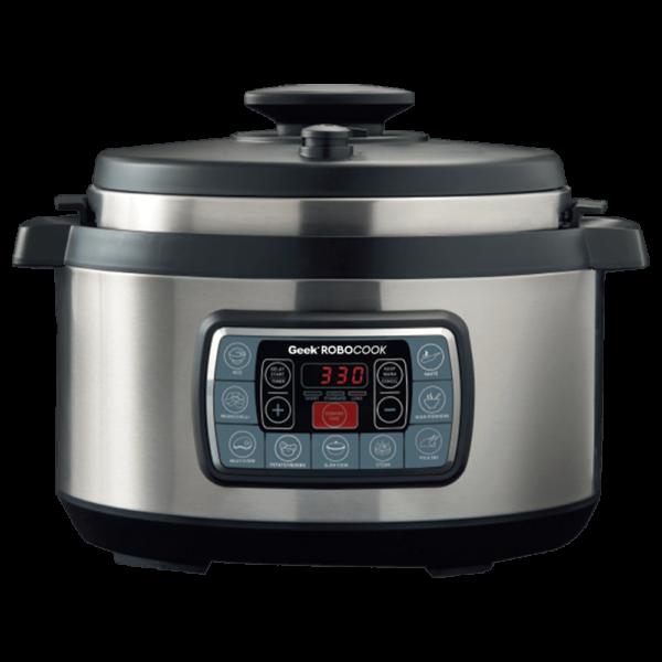 8L Electric Pressure Cooker