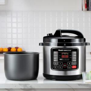 6L Non-stick Electric Pressure Cooker